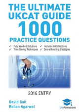 Omslag - The Ultimate UKCAT Guide - 1000 Practice Questions