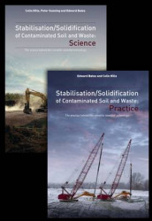 Stabilisation and Solidification of Contaminated Soil and Waste: Science and Practice av Edward Bates, Peter Gunning og Colin Hills (Blandet mediaprodukt)