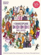 Omslag - The Shakespeare Timeline Wallbook