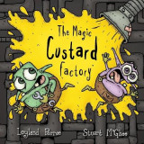 Omslag - The Magic Custard Factory