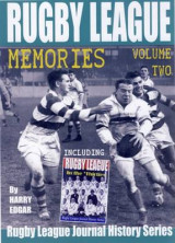 Omslag - Rugby League Memories: Volume Two