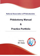 Omslag - National Association of Phlebotomists: Phlebotomy Manual & Practice Portfolio 2017