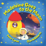 Omslag - Madeleine Goes to the Moon