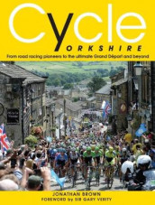 Cycle Yorkshire av Jonathan Brown (Innbundet)