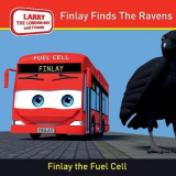 Omslag - Finlay Finds the Ravens