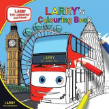 Omslag - Larry's Colouring Book