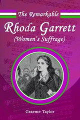 Omslag - The Remarkable Rhoda Garrett