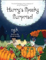 Omslag - Harry's Spooky Surprise!