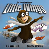 Omslag - Little Wings: The Story of Amy Johnson 2016