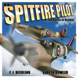 Omslag - WWII Spitfire Pilot: In the Battle of Britain 2016