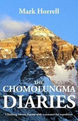 Omslag - The Chomolungma Diaries