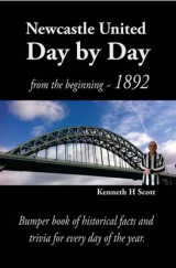 Omslag - Newcastle United Day by Day