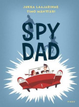 Omslag - Spy Dad