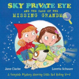 Omslag - Sky Private Eye and the Case of the Missing Grandma