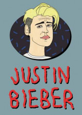 Omslag - Seeing is Beliebing: The Unofficial Justin Bieber Activity Book