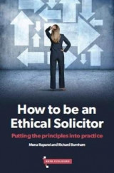 Omslag - How to be an Ethical Solicitor