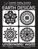 Omslag - EARTH DESIGNS: UNDERWATER WORLD: Black and White Book for a Newborn and Baby and the Whole Family