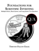 Omslag - Foundations for Scientific Investing