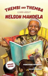 Omslag - Thembi and Themba Learn about Nelson Mandela