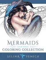 Omslag - Mermaids - Calm Ocean Coloring Collection