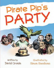 Pirate Pip's Party av David Cronin (Heftet)
