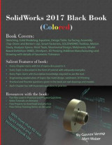 Omslag - Solidworks 2017 Black Book (Colored)