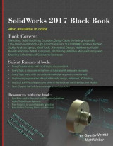 Omslag - Solidworks 2017 Black Book