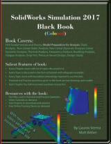 Omslag - Solidworks Simulation 2017 Black Book (Colored)