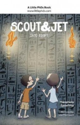 Omslag - Scout and Jet