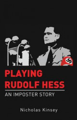 Omslag - Playing Rudolf Hess