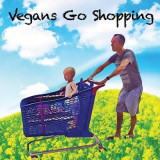 Omslag - Vegans Go Shopping