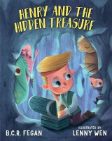 Omslag - Henry and the Hidden Treasure
