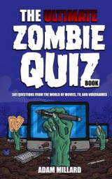 Omslag - The Ultimate Zombie Quiz Book