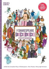 Omslag - The Shakespeare Timeline Posterbook