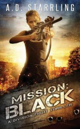 Omslag - Mission: Black