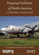Omslag - Preserved Airliners of North America