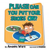 Omslag - Please Can You Put Your Shoes on