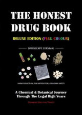 Omslag - The Honest Drug Book