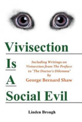 Omslag - Vivisection Is A Social Evil