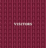 Omslag - Visitors Book, Guest Book, Visitor Record Book, Guest Sign in Book, Visitor Guest Book