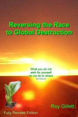 Omslag - Reversing the Race to Global Destruction