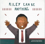 Omslag - Riley Can Be Anything
