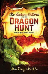 Omslag - The Jackson Children and the Dragon Hunt 2017