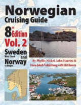 Omslag - Norwegian Cruising Guide 8th Edition Vol 2