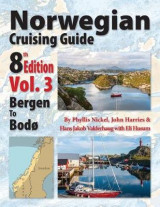 Omslag - Norwegian Cruising Guide 8th Edition Vol 3