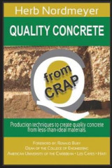 Omslag - Quality Concrete from Crap