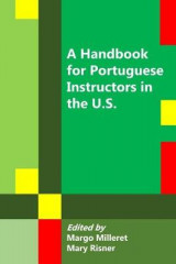 Omslag - A Handbook for Portuguese Instructors in the U.S.