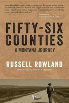 Fifty-Six Counties av Russell Rowland (Heftet)