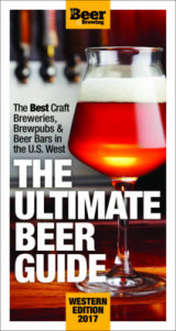 Omslag - The Ultimate Beer Guide: Western Edition 2017