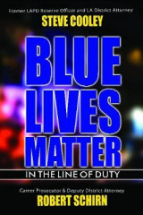 Omslag - Blue Lives Matter - In the Line of Duty